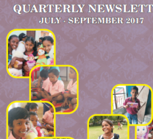 Cover Page Newsletter 3