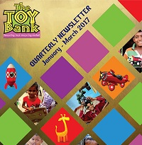 Toy Bank Newsletter